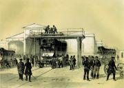 Champin-Rail-et-route-sur-le-Paris-Orleans-1843Formation-du-train-des-messageries2